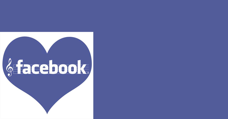 Finde uns auch auf facebook!